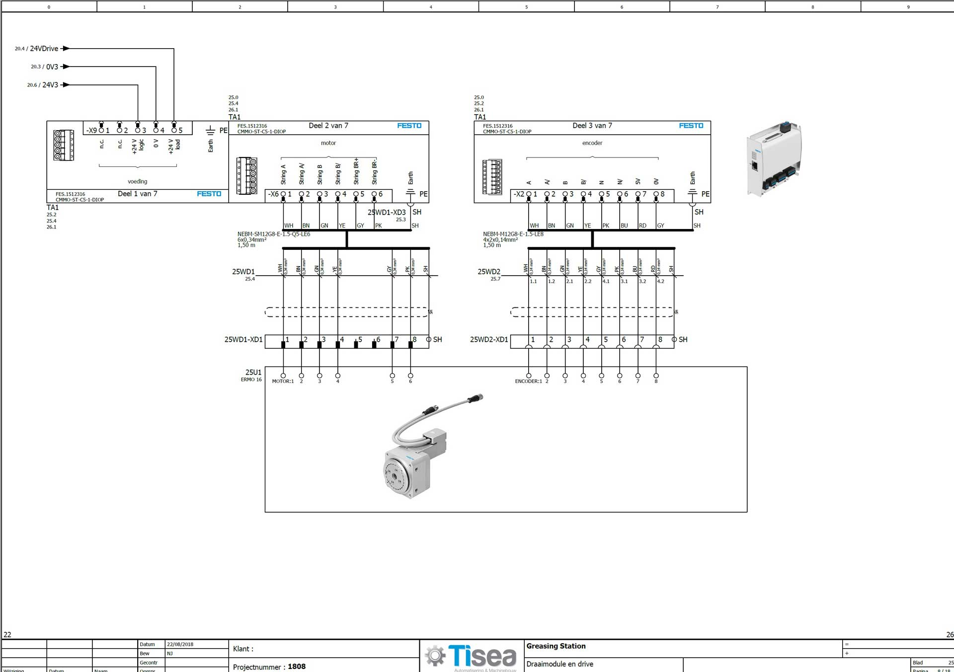 Tisea-greasing-station-schema-2